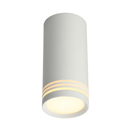 Светильник Omnilux Olona OML-100809-01, 1xGU10x50W, белый, металл