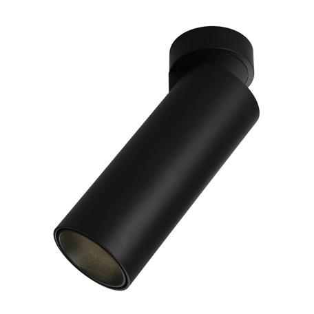 Светодиодный светильник Omnilux Montella OML-101419-12, LED 12W 4000K 660lm, черный, металл