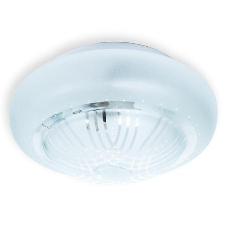 Потолочный светильник Toplight Sophie TL9560Y-02WH, 2xE27x60W, белый, металл, стекло