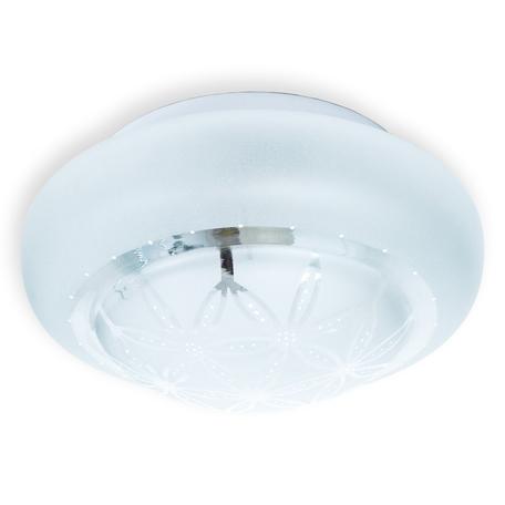 Потолочный светильник Toplight Brianna TL9570Y-02WH, 2xE27x60W, белый, металл, стекло