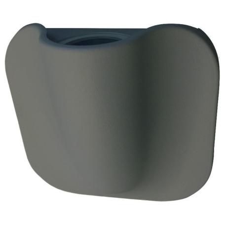 Настенный светодиодный светильник L'Arte Luce Tatto L77081.76, IP54, LED 3W, 4000K (дневной), белый, пластик