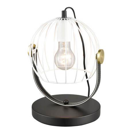 Настольная лампа Vele Luce Pasquale 10095 VL6251N01, 1xE27x60W