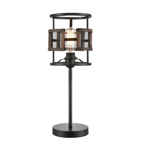 Настольная лампа Vele Luce Legion 10095 VL6272N01, 1xE27x60W