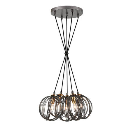 Подвесной светильник Vele Luce Incredibile 10095 VL6212P05, 5xE14x40W