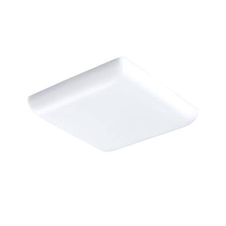 Встраиваемая светодиодная панель Lightstar Zocco 222184, LED 18W 4000K 1490lm, белый, металл с пластиком