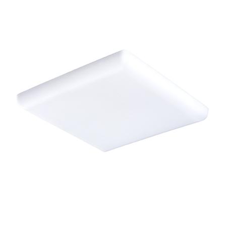 Встраиваемая светодиодная панель Lightstar Zocco 222242, LED 24W 3000K 2030lm, белый, металл с пластиком