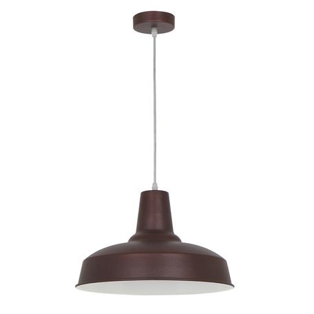 Подвесной светильник Odeon Light Bits 3363/1, 1xE27x60W, коричневый, металл