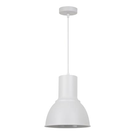 Подвесной светильник Odeon Light Pendant Laso 3374/1, 1xE27x60W, белый, металл