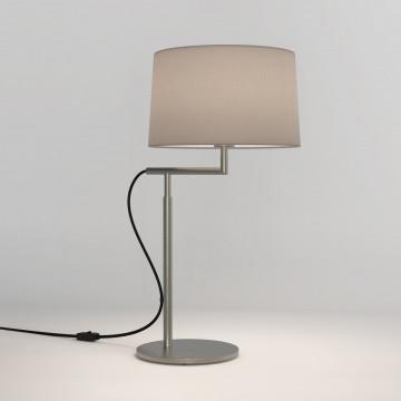 Основание настольной лампы Astro Telegraph 1404005 (4597), 1xE27x12W, никель, металл
