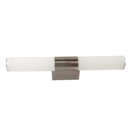 Настенный светодиодный светильник Arte Lamp Callisto A2828AP-1AB, IP44, LED 8W 3000K 600lm, бронза, белый, металл, пластик