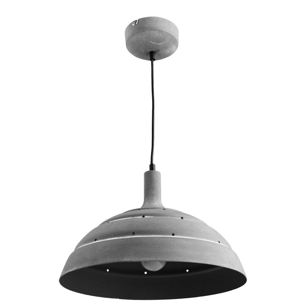 Arte Lamp Loft A5026SP-1GY, 1xE27x40W, серый - фото 1