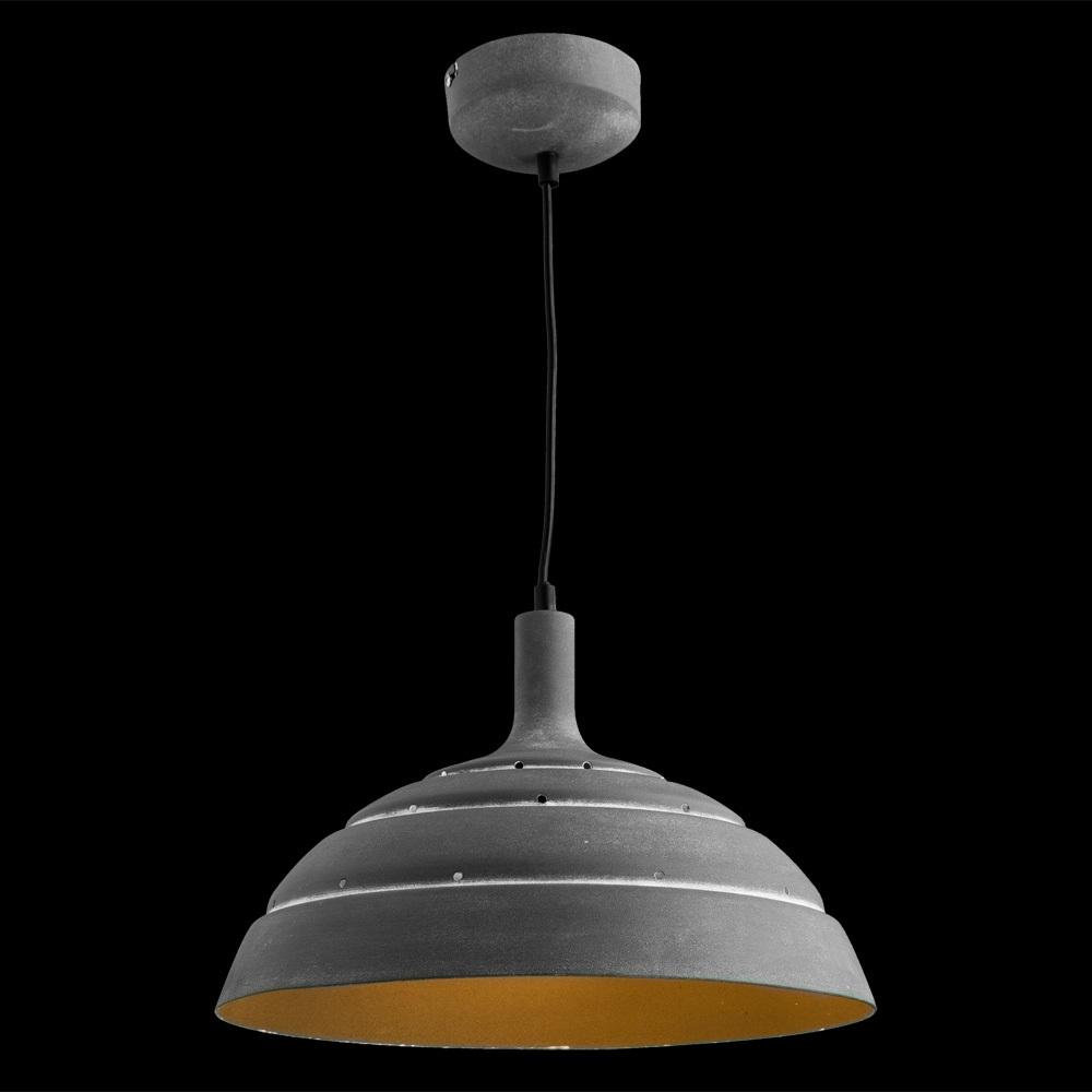 Arte Lamp Loft A5026SP-1GY, 1xE27x40W, серый - фото 2