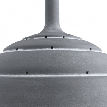 Arte Lamp Loft A5026SP-1GY, 1xE27x40W, серый - миниатюра 3