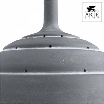 Arte Lamp Loft A5026SP-1GY, 1xE27x40W, серый - миниатюра 4