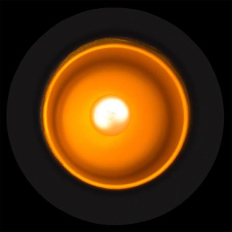Подвесной светильник Arte Lamp Cappello A3234SP-1BK, 1xE27x40W, черный, золото, металл - миниатюра 3