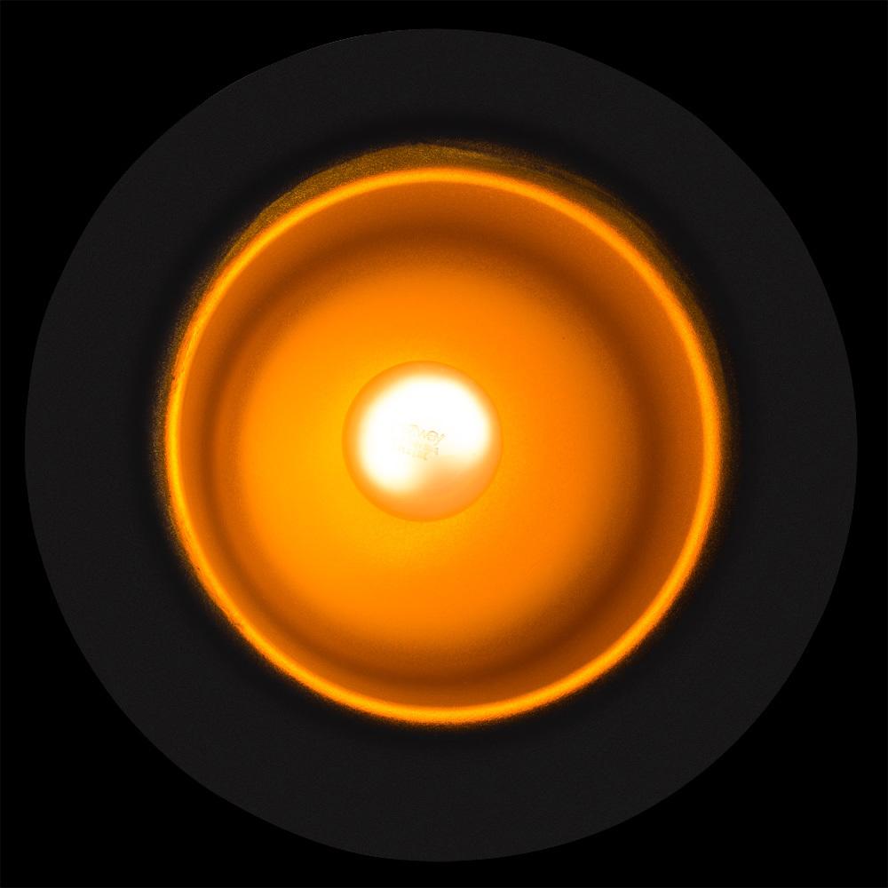 Подвесной светильник Arte Lamp Cappello A3234SP-1BK, 1xE27x40W, черный, золото, металл - фото 3