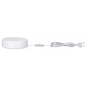 База для настольной лампы Paulmann 3D Basic 79535, LED 3W, белый, металл
