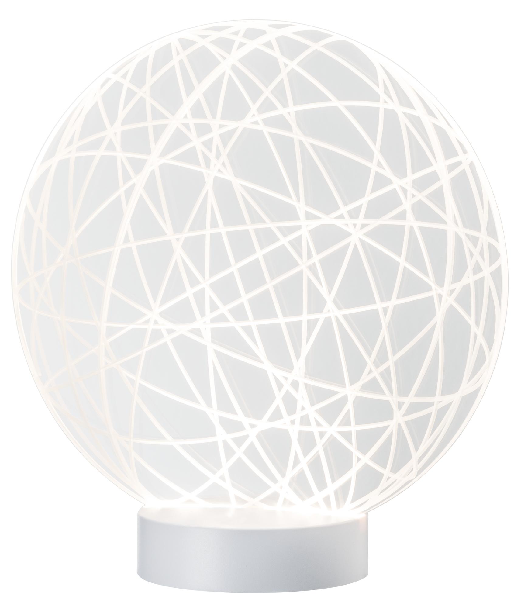 Плафон Paulmann 3D Wool Glass 79533, прозрачный, пластик - фото 3