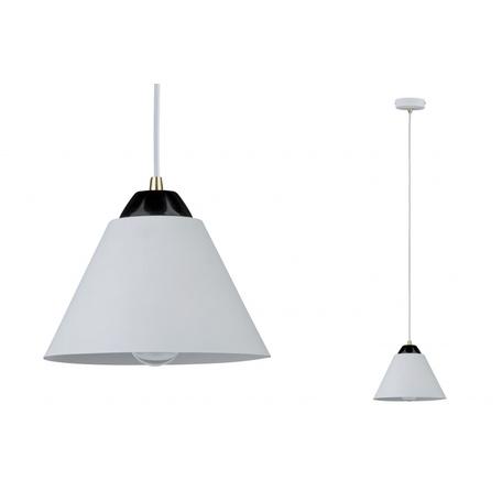 Подвесной светильник Paulmann Maiga 79606, 1, белый, черно-белый