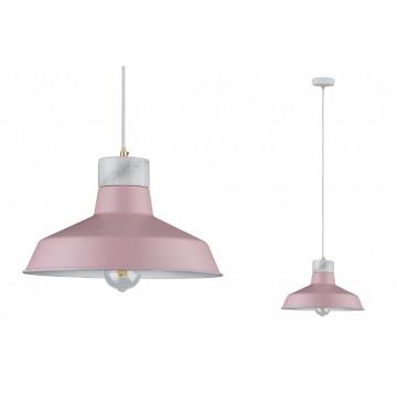 Подвесной светильник Paulmann Disa 79610, 1xE27x20W, мрамор, металл