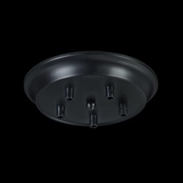 База для подвесного монтажа светильника Maytoni Dakota T455-05-BASE, черный, металл