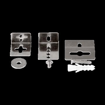 Набор для накладного монтажа светильника Eglo Salobrena 1 61356, металл