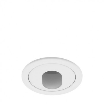 Встраиваемый светодиодный светильник Eglo Tonezza 3 61583, LED 6W 2700K 1000lm CRI>80, белый, металл