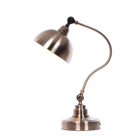Настольная лампа Lumina Deco Parmio LDT 5501 MD, 1xE27x40W