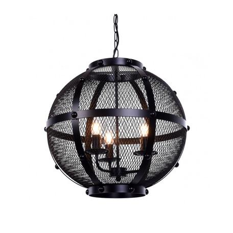 Подвесная люстра Lumina Deco Cavaro LDP 042-L, 3xE27x40W