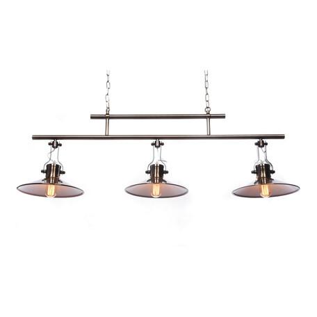 Подвесной светильник Lumina Deco Setorre LDP 711-3 MD, 3xE27x40W