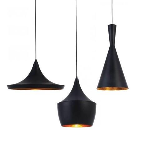 Подвесной светильник Lumina Deco Foggi LDP 7712-3 PR BK, 1xE27x40W