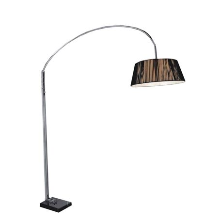 Торшер Lumina Deco Cruse LDF 8011 BK, 1xE27x40W