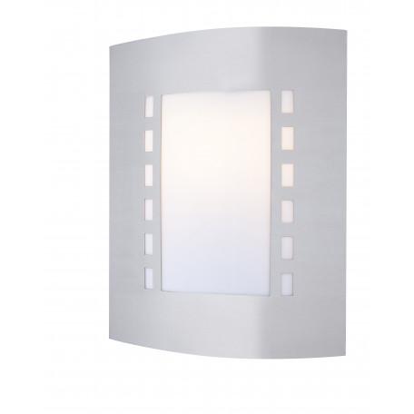Настенный светильник Globo Orlando 3156, IP44, 1xE27x60W, металл с пластиком