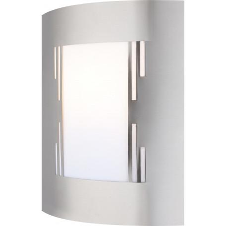 Настенный светильник Globo Orlando 3156-3, IP44, 1xE27x60W, металл с пластиком