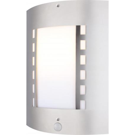 Настенный светильник Globo Orlando 3156S, IP44, 1xE27x60W, металл с пластиком