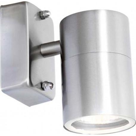 Настенный светильник Globo Style 3201L, IP44, 1xGU10x2,5W, металл