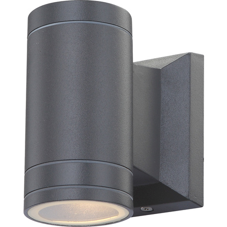 Настенный светильник Globo Gantar 32028, IP44, 1xGU10x5W, металл