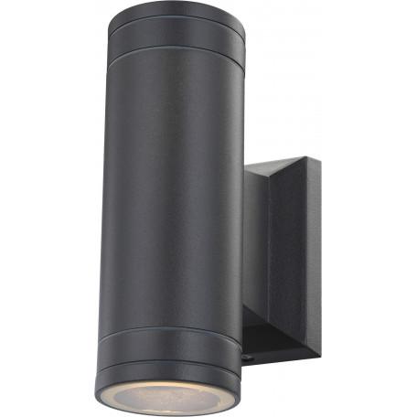 Настенный светильник Globo Gantar 32028-2, IP54, 2xGU10x5W, металл