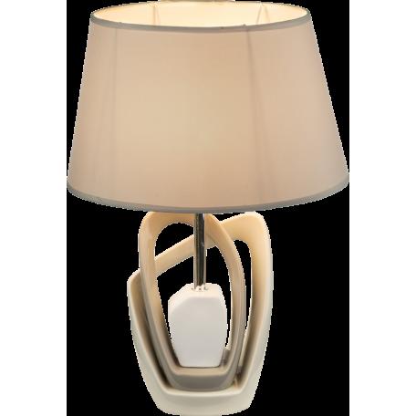 Настольная лампа Globo Jeremy 21642T, 1xE27x40W, керамика, текстиль