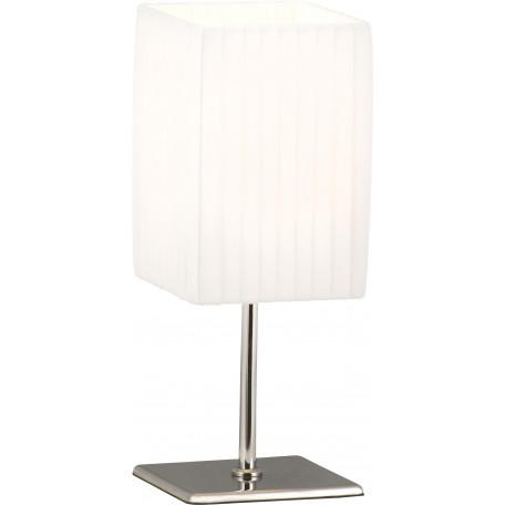Настольная лампа Globo Bailey 24660, 1xE14x40W, металл, текстиль