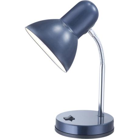 Настольная лампа Globo Basic 2486, 1xE27x40W, металл