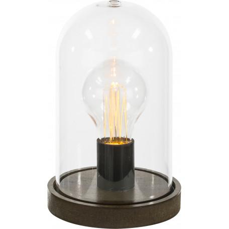 Настольная светодиодная лампа-ночник Globo Fanal II 28187, металл, пластик