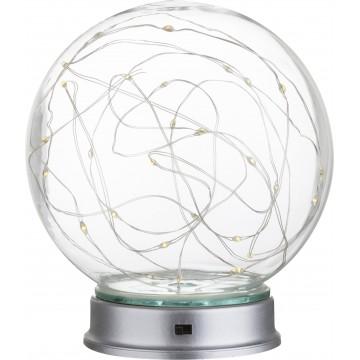 Настольная светодиодная лампа-ночник Globo Cosila 29934, пластик