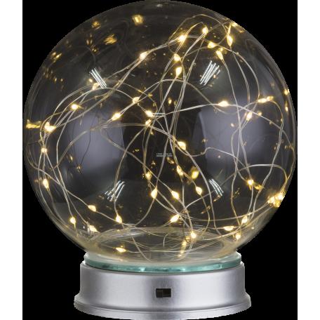 Настольная светодиодная лампа-ночник Globo Cosila 29934, LED 0,9W, пластик