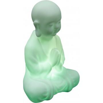 Настольная светодиодная лампа-ночник Globo Buddha 28030-12 RGB, пластик