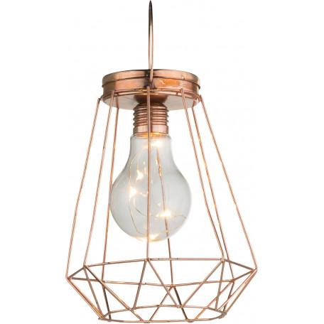 Подвесной светодиодный светильник Globo Spacy 28198, металл