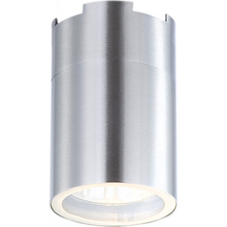 Потолочный светильник Globo Style 3202L, IP21, 1xGU10x5W, металл, стекло