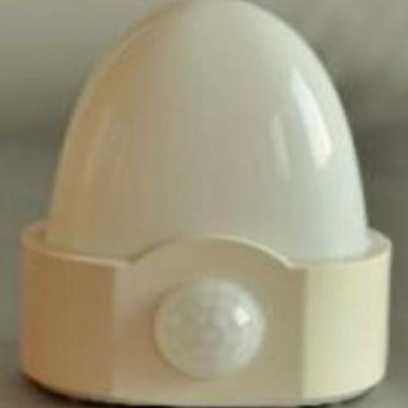 Штекерный светодиодный светильник-ночник Globo Chaser 31933 3000K (теплый), пластик