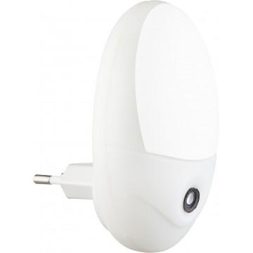 Штекерный светодиодный светильник-ночник Globo Chaser 31934W 6500K (холодный), пластик