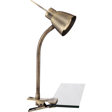 Светильник на прищепке Globo Nuova 2477L, 1xGU10x3W, металл